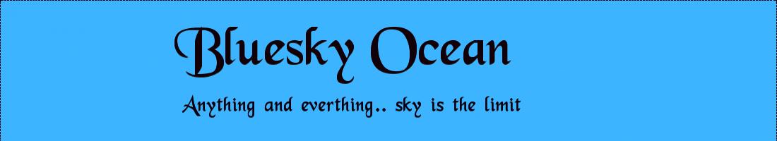Bluesky Ocean