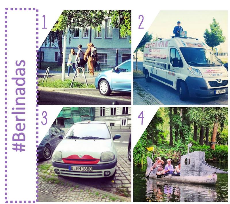 Cosas curiosas de Berlín #berlinadas