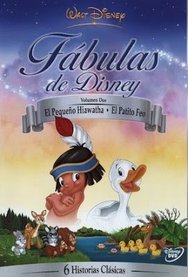 Fabulas de Disney Volumen 2 – DVDRIP LATINO