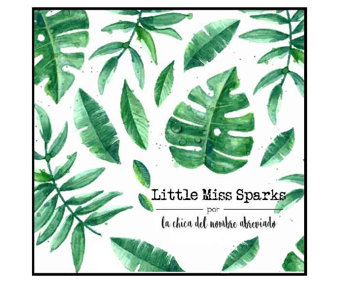Little Miss Sparks