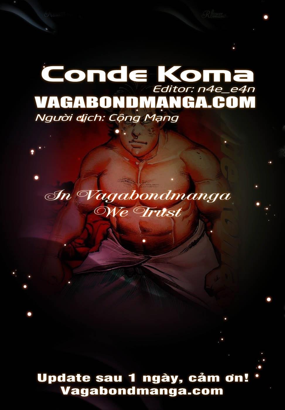 Conde Koma Chap 117 - Next Chap 118