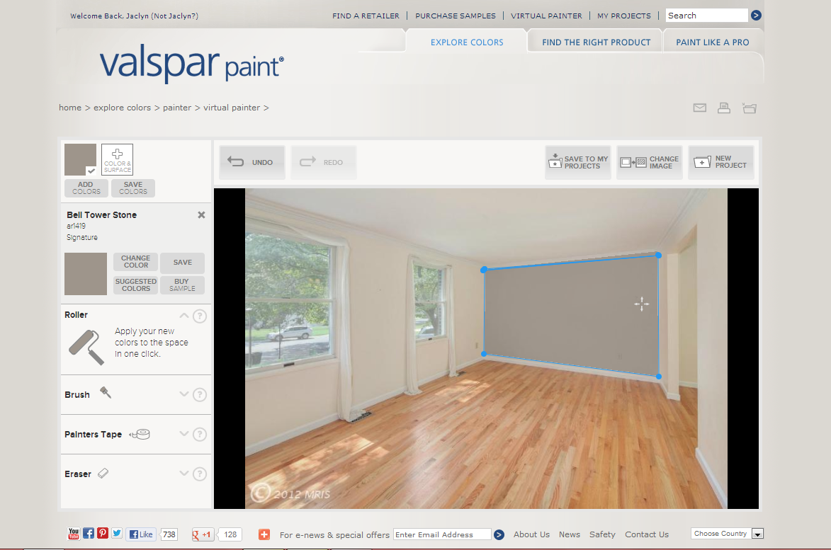 Valspar Virtual Painter Valspar Virtual Painter Valspar