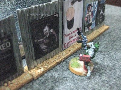 Mormaer y cartel