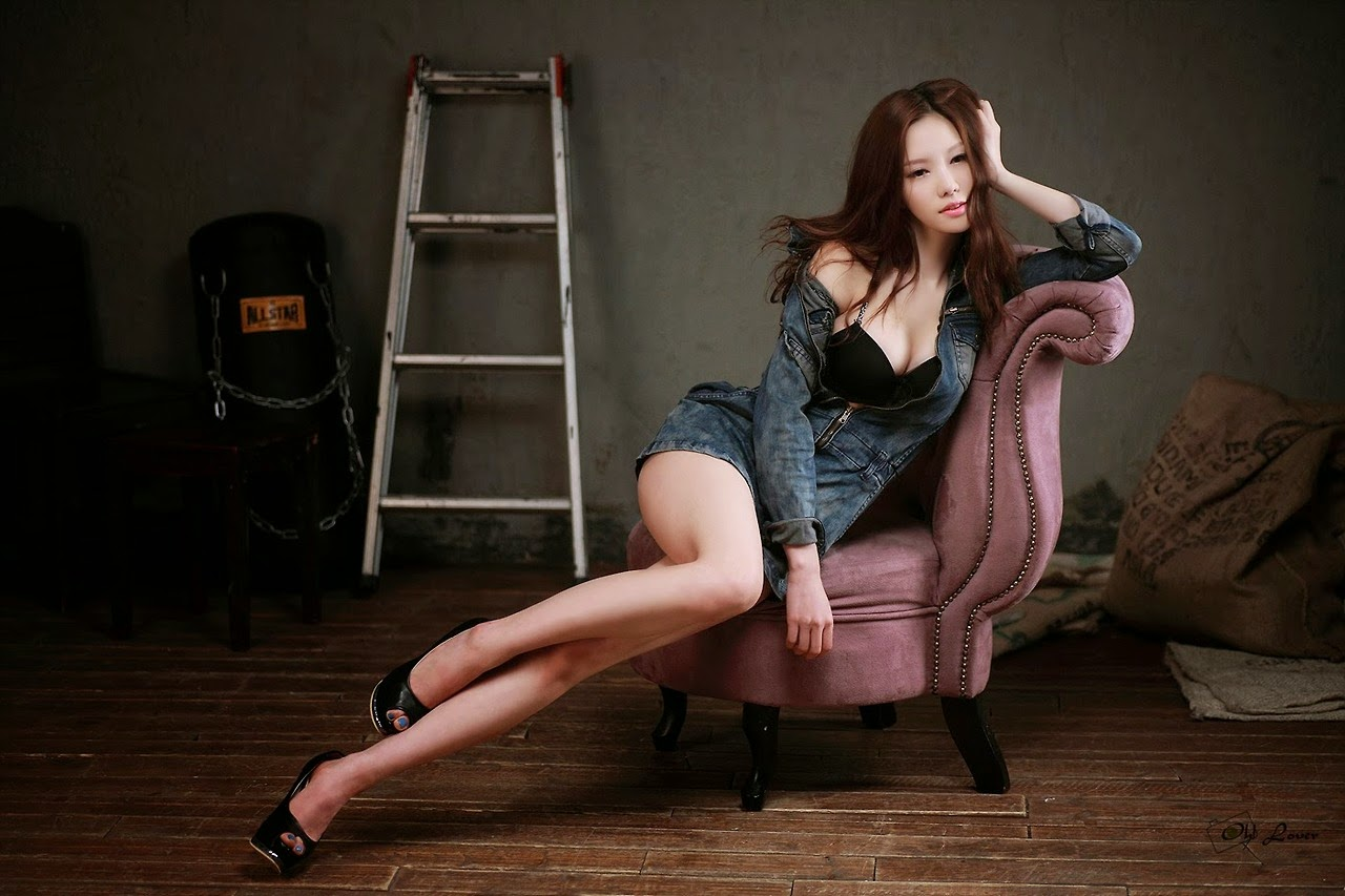 Han Min Young Sexy Model Tease