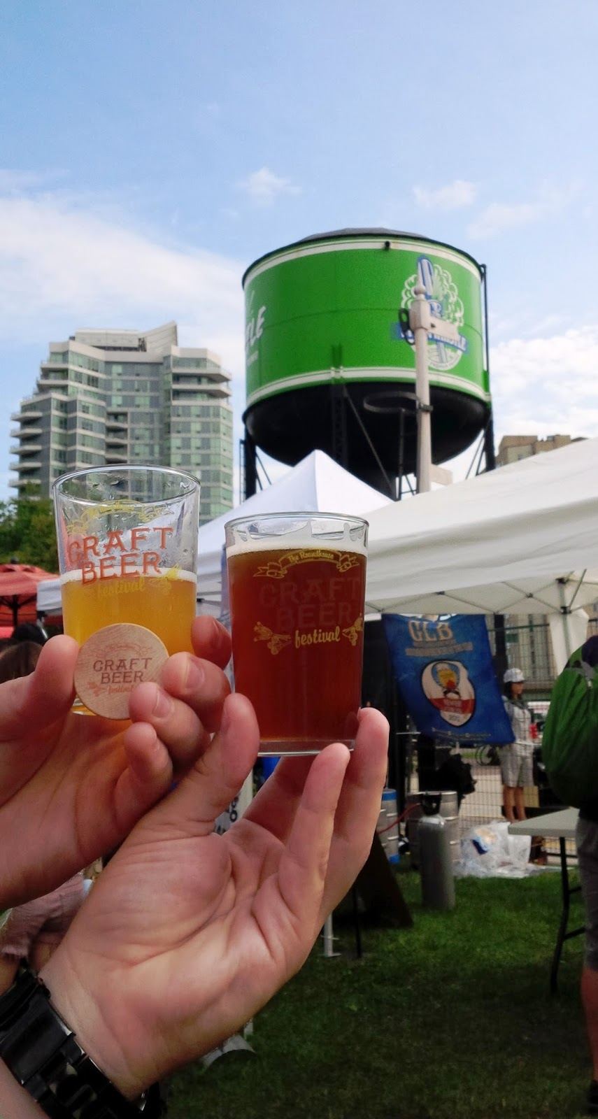 Beer festivals in toronto different strokes for for Craft beer festival toronto