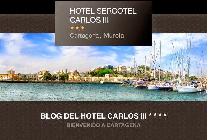 Sercotel Carlos III Hotel Cartagena - Blog Oficial