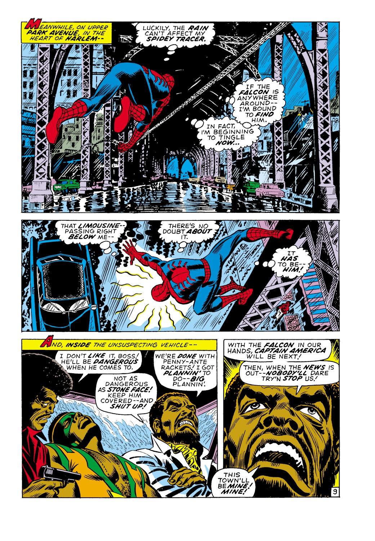 Captain America (1968) Issue #138 #52 - English 10