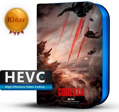 Godzilla (2014) 1080p BDRip HEVC-10Bits Dual Audio Latino-Inglés [Subt.Esp] ( Acción. Mounstros)