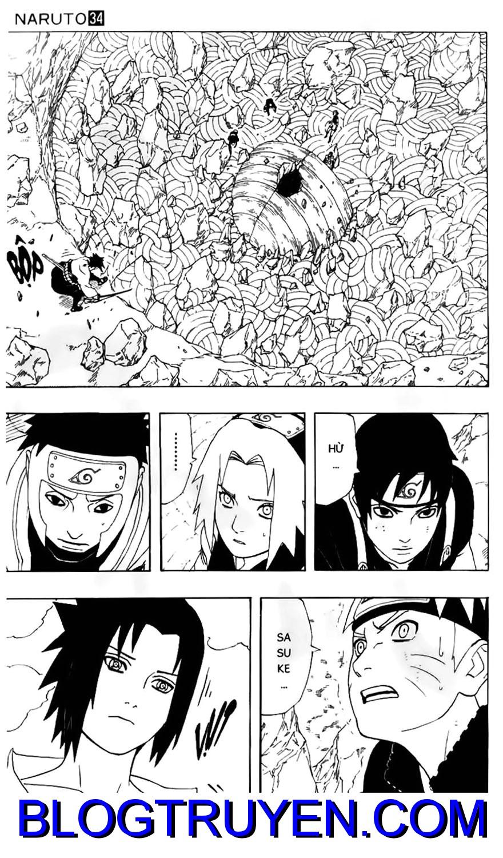 Naruto chap 309 Trang 8 - Mangak.info