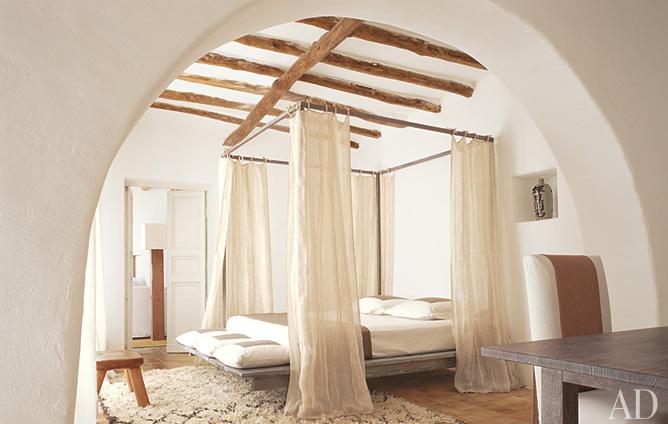 Kayla lebaron interiors latest architectural digest for Italian villa interior design