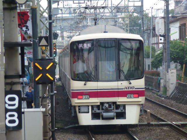 京王電鉄 試運転 8000系8711F検査出場