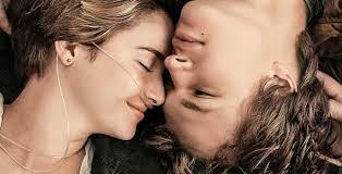 Hazel Grace y Agustus Waters-Puro amor :)