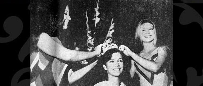 CELEBRAÇÃO PELOS 50 ANOS DA ELEIÇÃO DE MISS BRASIL e UNIVERSO 1968