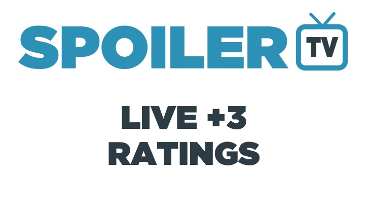 Live+3 Ratings 2016 *Updated 22nd May 2016*