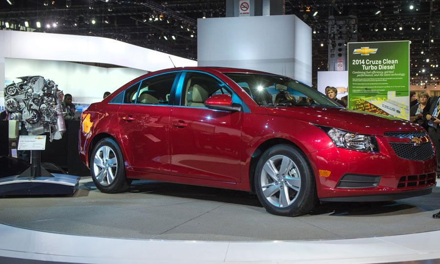 2014 Chevy Cruze Will Now Offer Clean Diesel