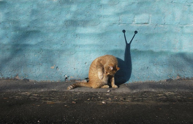 Cute and clever street art