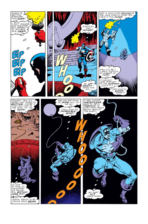 Captain America (1968) Issue #358 #291 - English 9