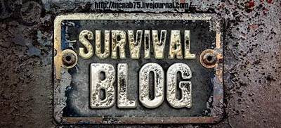 Survival Blog