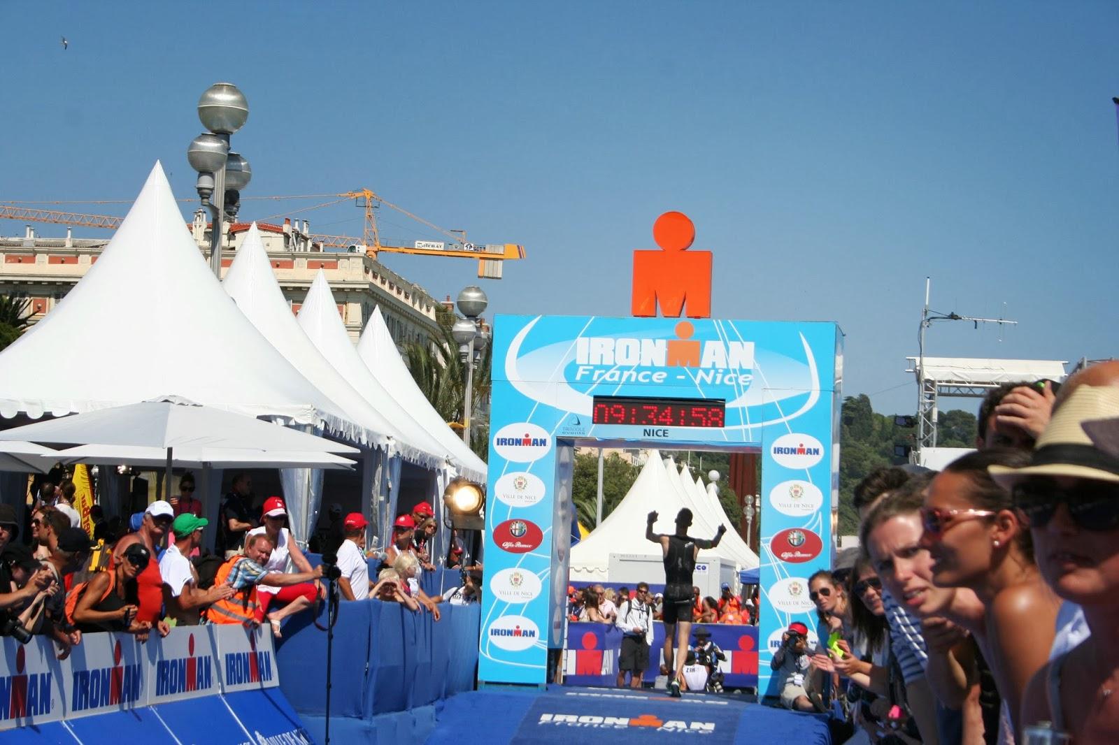 Ironman france slots