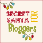 Secret Santa for Bloggers, brought to you by Boys Oh Boys Reviews, Giveaways and More