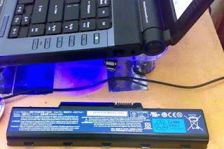 Ampuh!!! Cara Memperbaiki Baterai Laptop yang Rusak