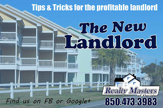 Pensacola Property Managers advice for new landlords