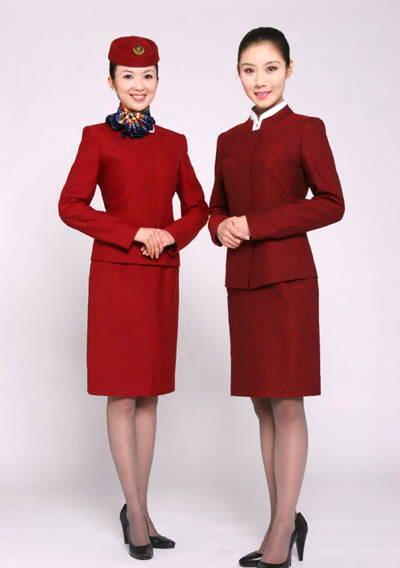 Desain Seragam Pramugari Air China
