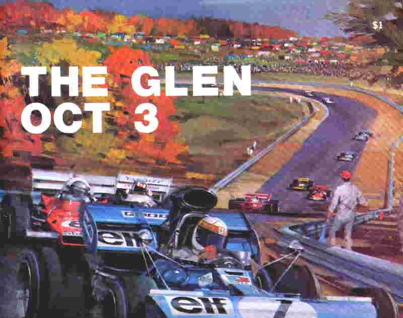 Circuito Watkins Glen : Continental circus gp memória estados unidos