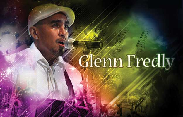 Glenn Fredly Deviano Latuihamallo (lahir di Ambon, Maluku, 30
