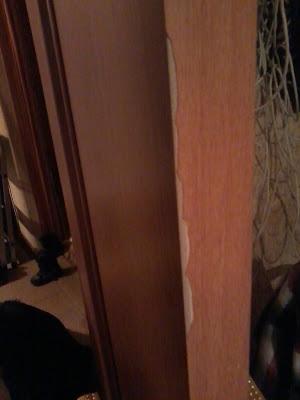 Дверь искуственный шпон фото