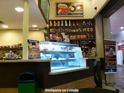 Rei do Mate: Ambiente da loja do Shopping Iguatemi