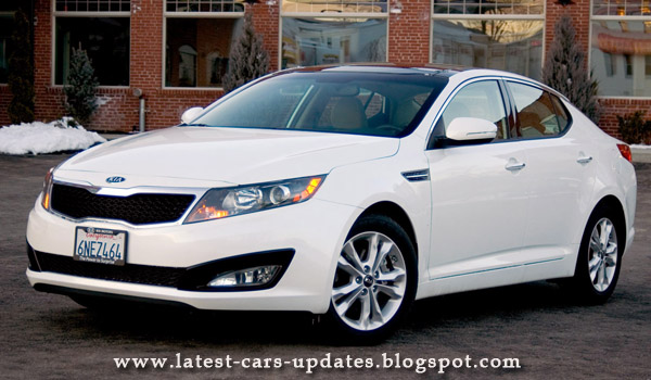 Kia Optima IIHS safest cars
