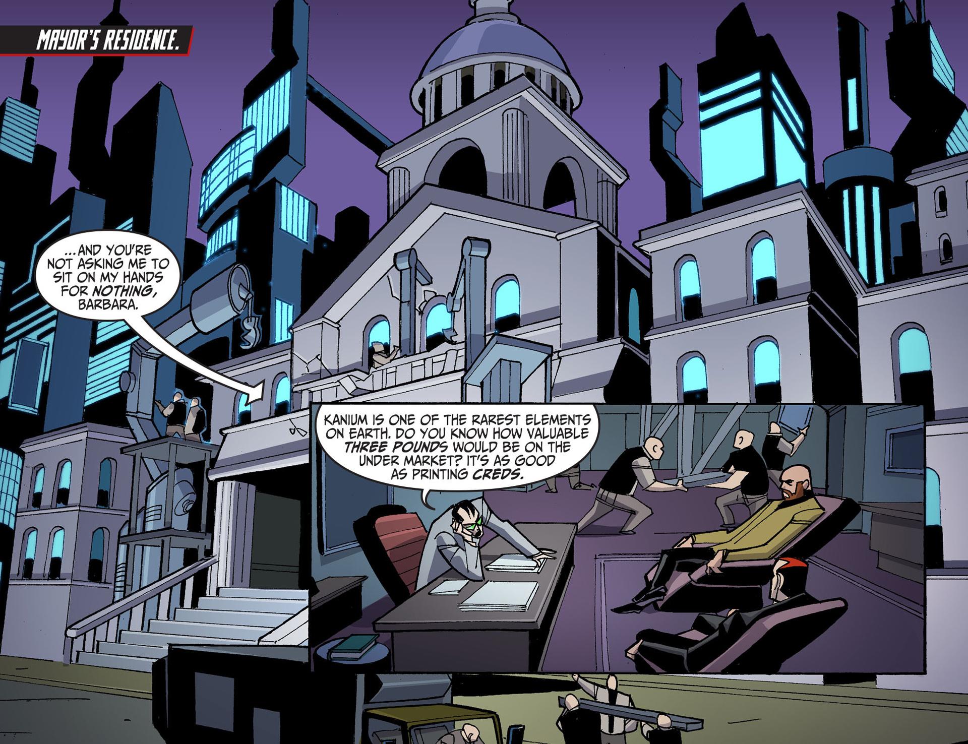 Batman Beyond 2.0 #11 #30 - English 9
