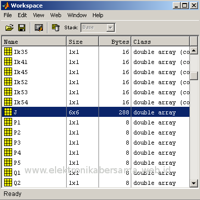 workspace-matlab-error-matrix