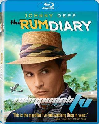 The Rum Diary 1080p HD MKV Latino