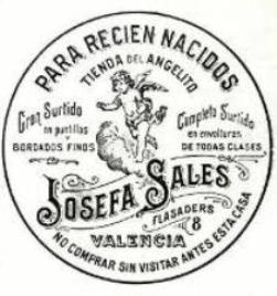 1909 JOSEFA SALES