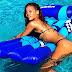 Rihanna shows off her stunning bikini body in dazzling poolside holiday photos