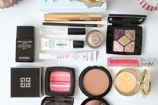 Makeup snapshot Golden Shock