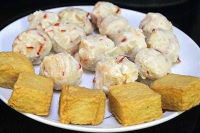Vietnamese Food - Lẩu Bò Viên Sa Tế