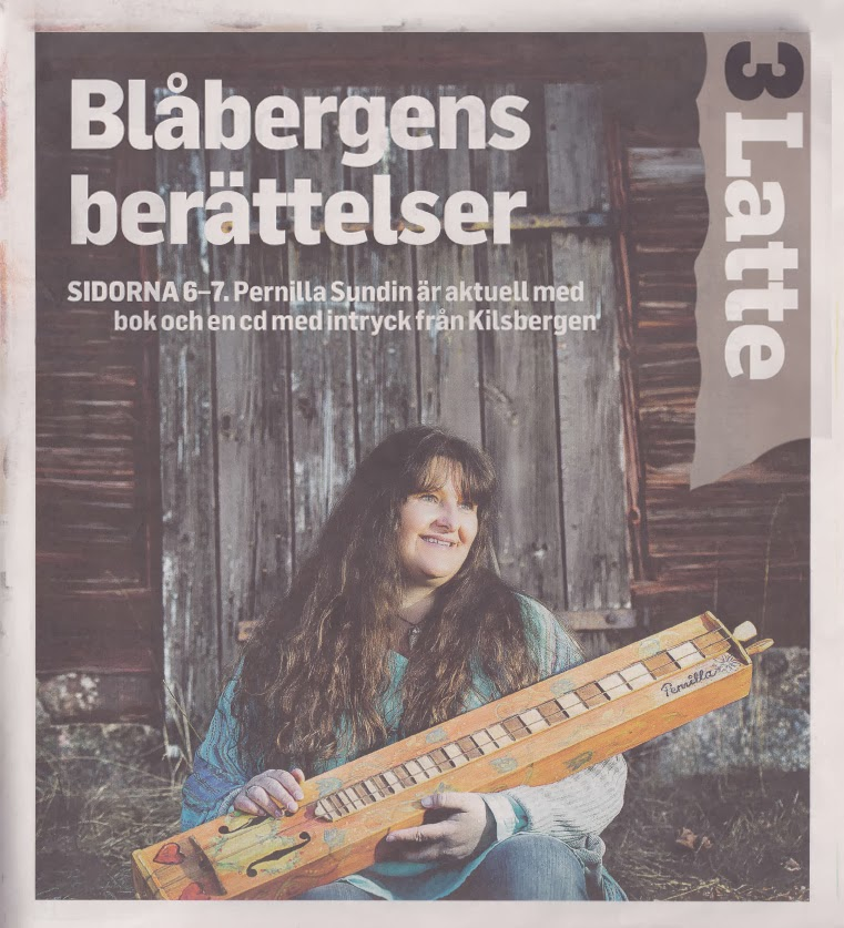 STORT REPORTAGE i NA:s helgmagasin LATTE april 2013
