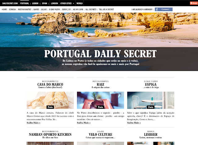 PORTUGAL DAILY SECRET