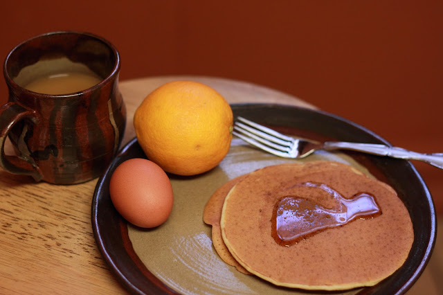 the perfect pancake breakfast