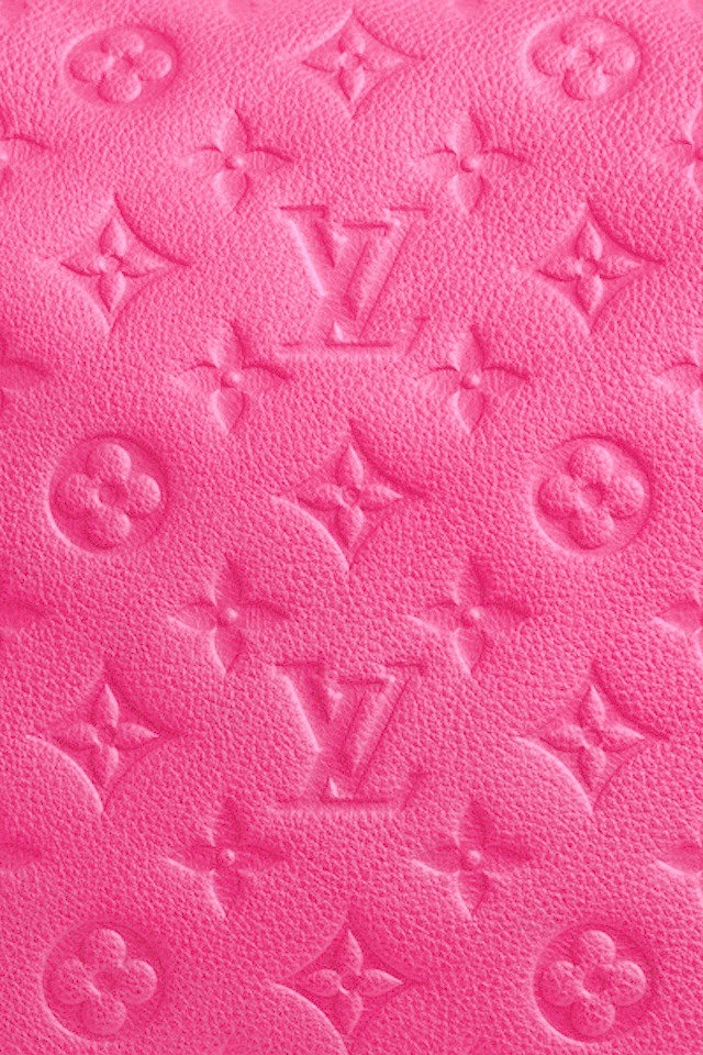 Pink Leather Louis Vuitton Patterns   Galaxy Note HD Wallpaper