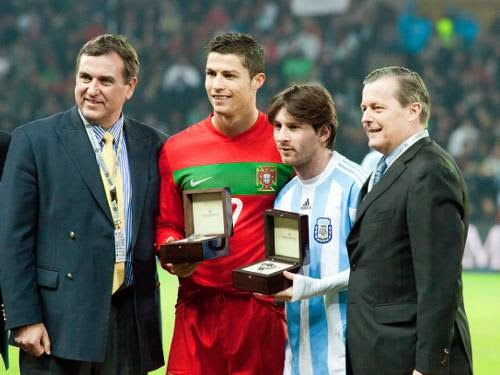 Messi Lebih Hebat Dari Cristiano Ronaldo 9