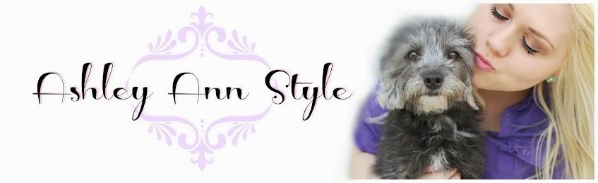 Ashley Ann's Style