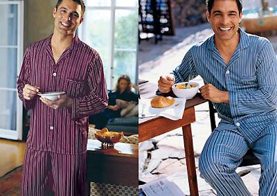 Men Nylon Pajamas 100