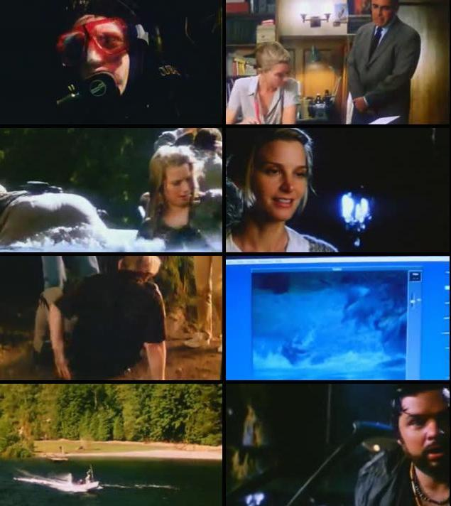 Lake Placid 1999 Hindi Dubbed DVDRip 480p