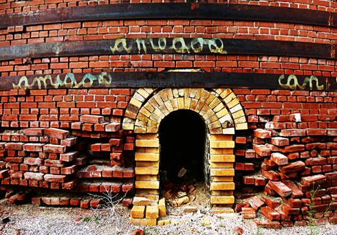 brick kiln medicine hat alberta photography