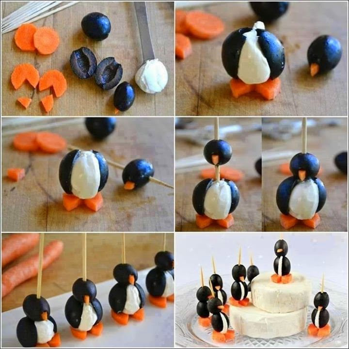 Food Decoration Tutorial Step By Step...
