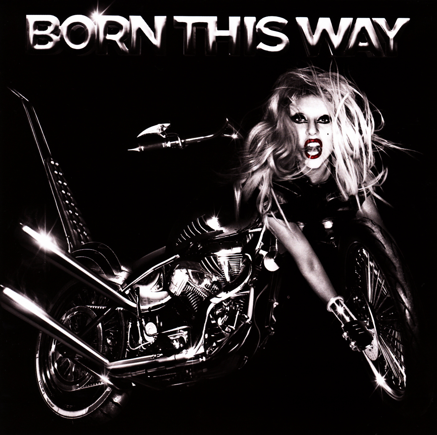 Official born this way ba